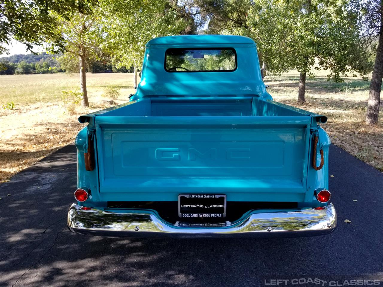 Large Picture of '59 1/2 Ton Pickup located in California Offered by Left Coast Classics - QQMK