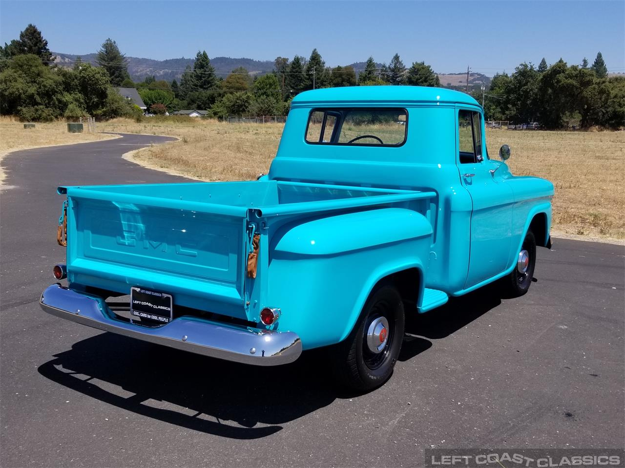 Large Picture of Classic '59 GMC 1/2 Ton Pickup located in Sonoma California - $28,500.00 - QQMK
