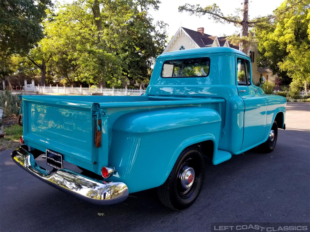 Large Picture of '59 GMC 1/2 Ton Pickup Offered by Left Coast Classics - QQMK