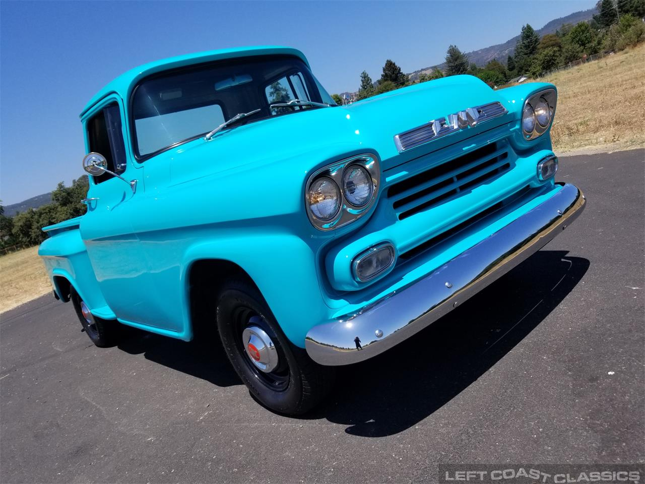 Large Picture of '59 1/2 Ton Pickup located in Sonoma California Offered by Left Coast Classics - QQMK