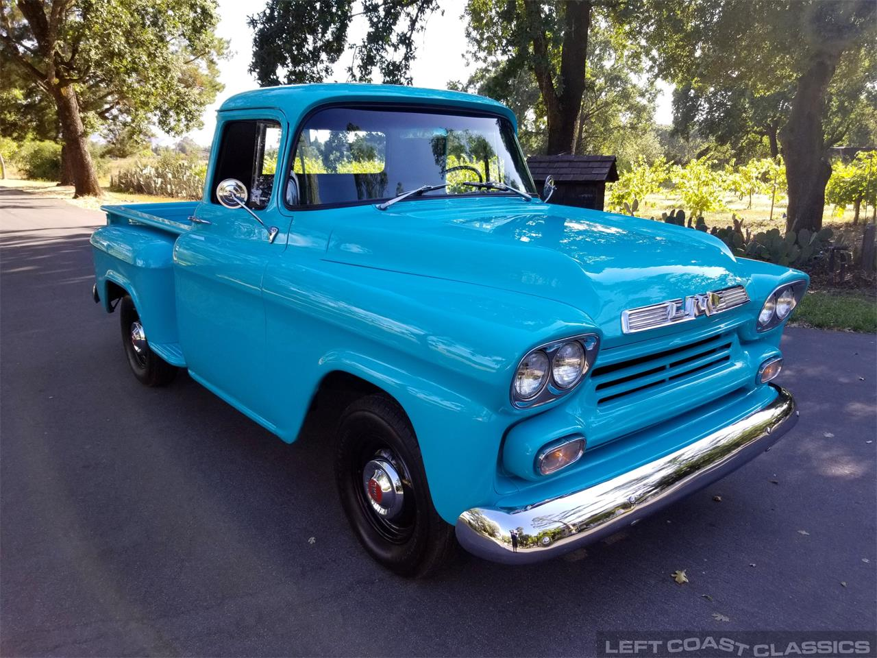 Large Picture of '59 1/2 Ton Pickup located in Sonoma California - QQMK