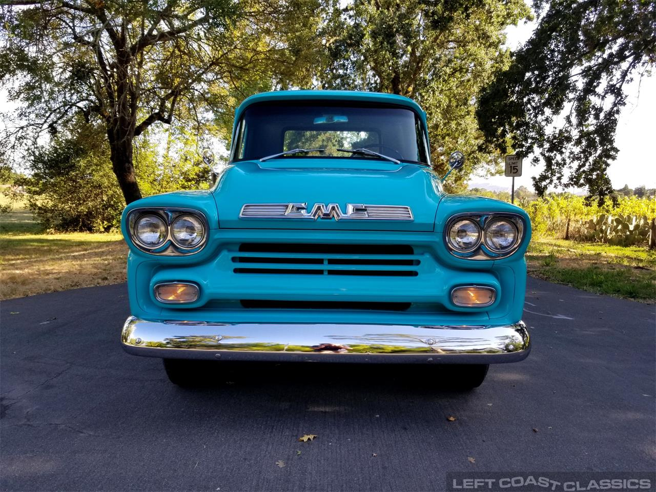 Large Picture of '59 1/2 Ton Pickup Offered by Left Coast Classics - QQMK