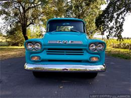 Picture of Classic 1959 GMC 1/2 Ton Pickup - $28,500.00 Offered by Left Coast Classics - QQMK