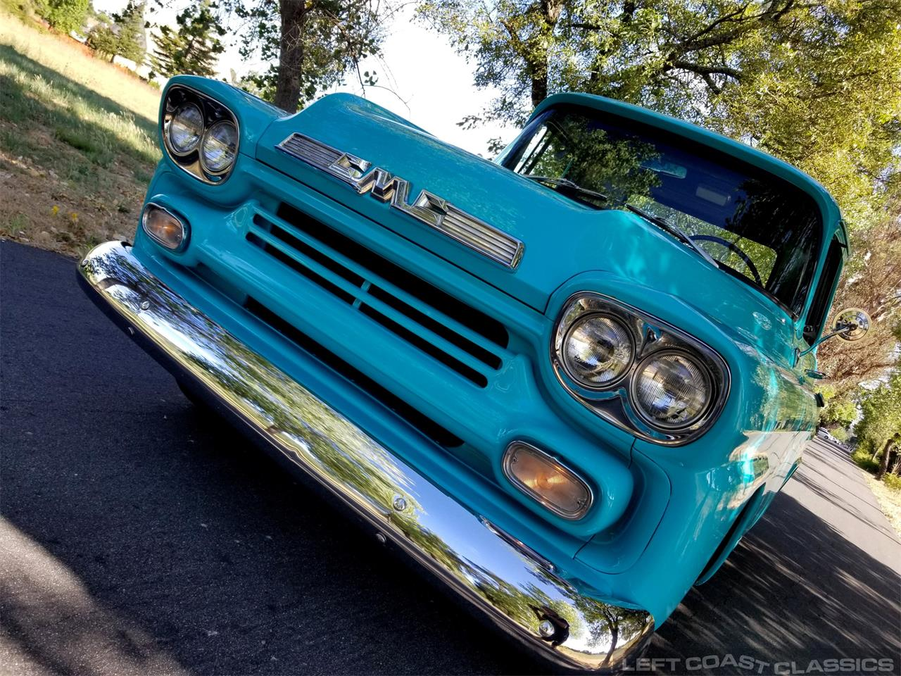 Large Picture of Classic 1959 GMC 1/2 Ton Pickup located in California - $28,500.00 - QQMK