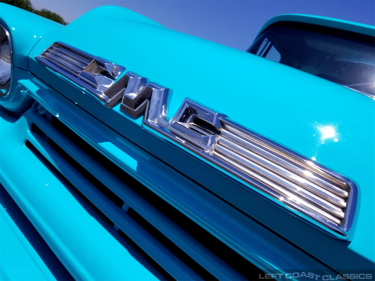 Large Picture of Classic '59 1/2 Ton Pickup located in Sonoma California - $28,500.00 - QQMK