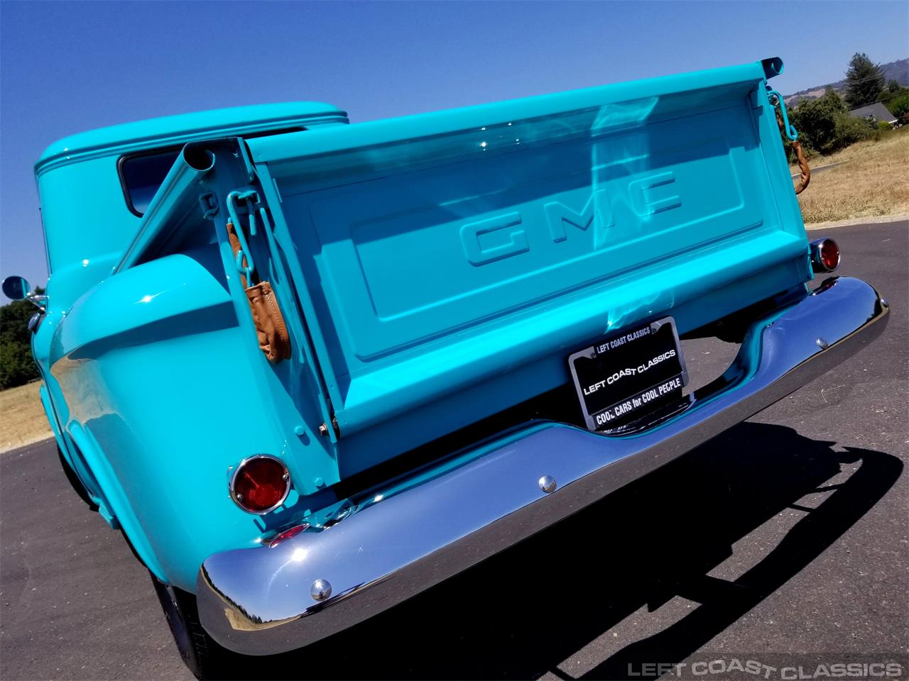 Large Picture of 1959 1/2 Ton Pickup located in Sonoma California - QQMK