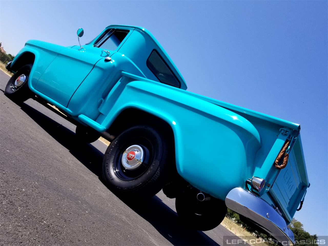 Large Picture of 1959 GMC 1/2 Ton Pickup located in Sonoma California - $28,500.00 - QQMK