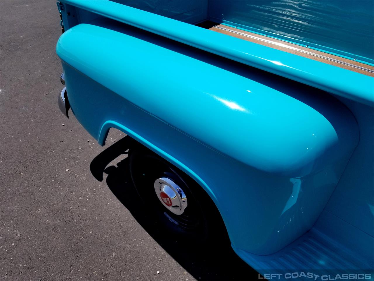 Large Picture of Classic '59 GMC 1/2 Ton Pickup Offered by Left Coast Classics - QQMK
