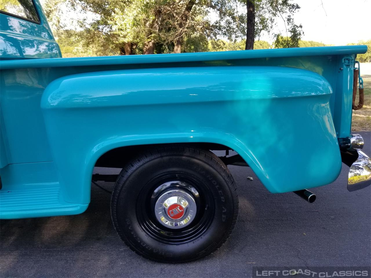 Large Picture of 1959 GMC 1/2 Ton Pickup Offered by Left Coast Classics - QQMK