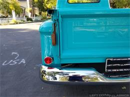 Picture of '59 GMC 1/2 Ton Pickup located in Sonoma California Offered by Left Coast Classics - QQMK