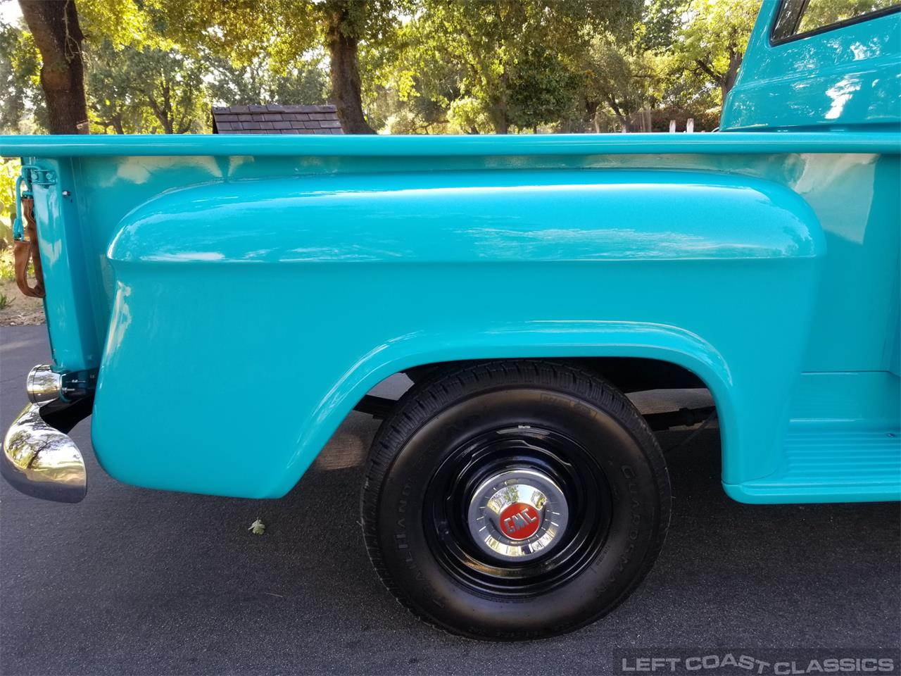 Large Picture of Classic 1959 1/2 Ton Pickup located in Sonoma California - $28,500.00 - QQMK