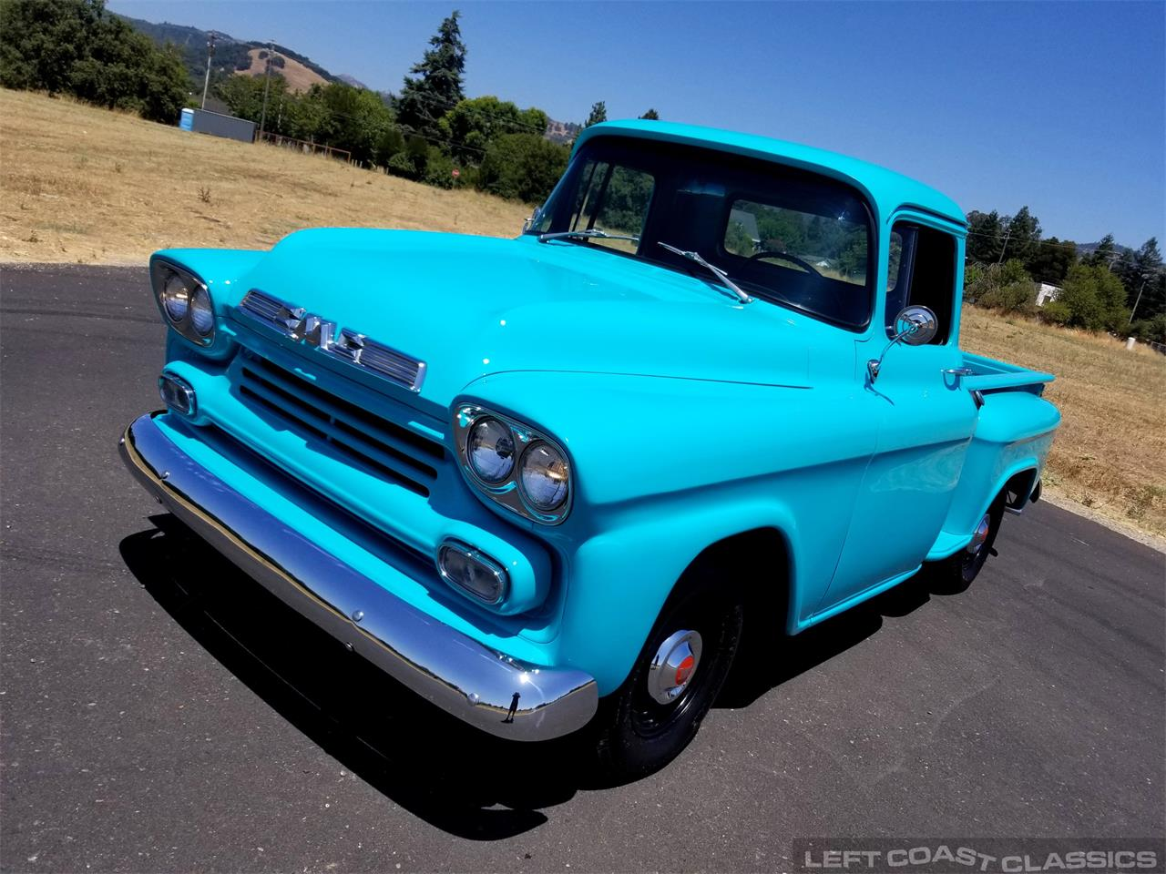 Large Picture of Classic 1959 1/2 Ton Pickup located in California - QQMK