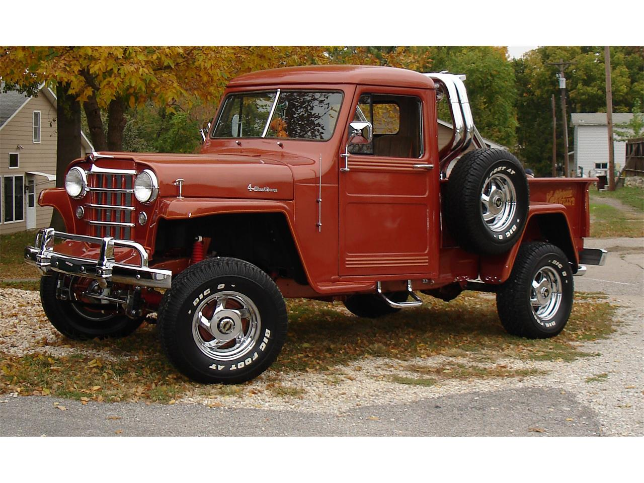 For Sale: 1952 Willys-Overland Pickup in Pleasant Hill, California