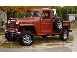 Picture of Classic '52 Willys-Overland Pickup located in Pleasant Hill California - $22,000.00 - QQML