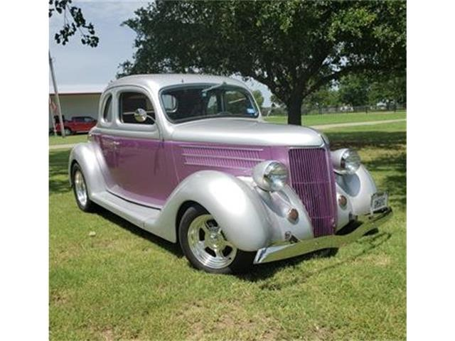 Picture of '36 5-Window Coupe - QLDH