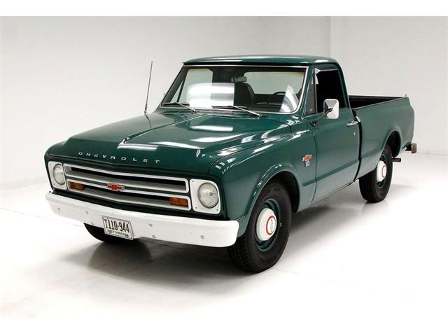 Picture of 1967 Chevrolet C10 located in Morgantown Pennsylvania - QQMR