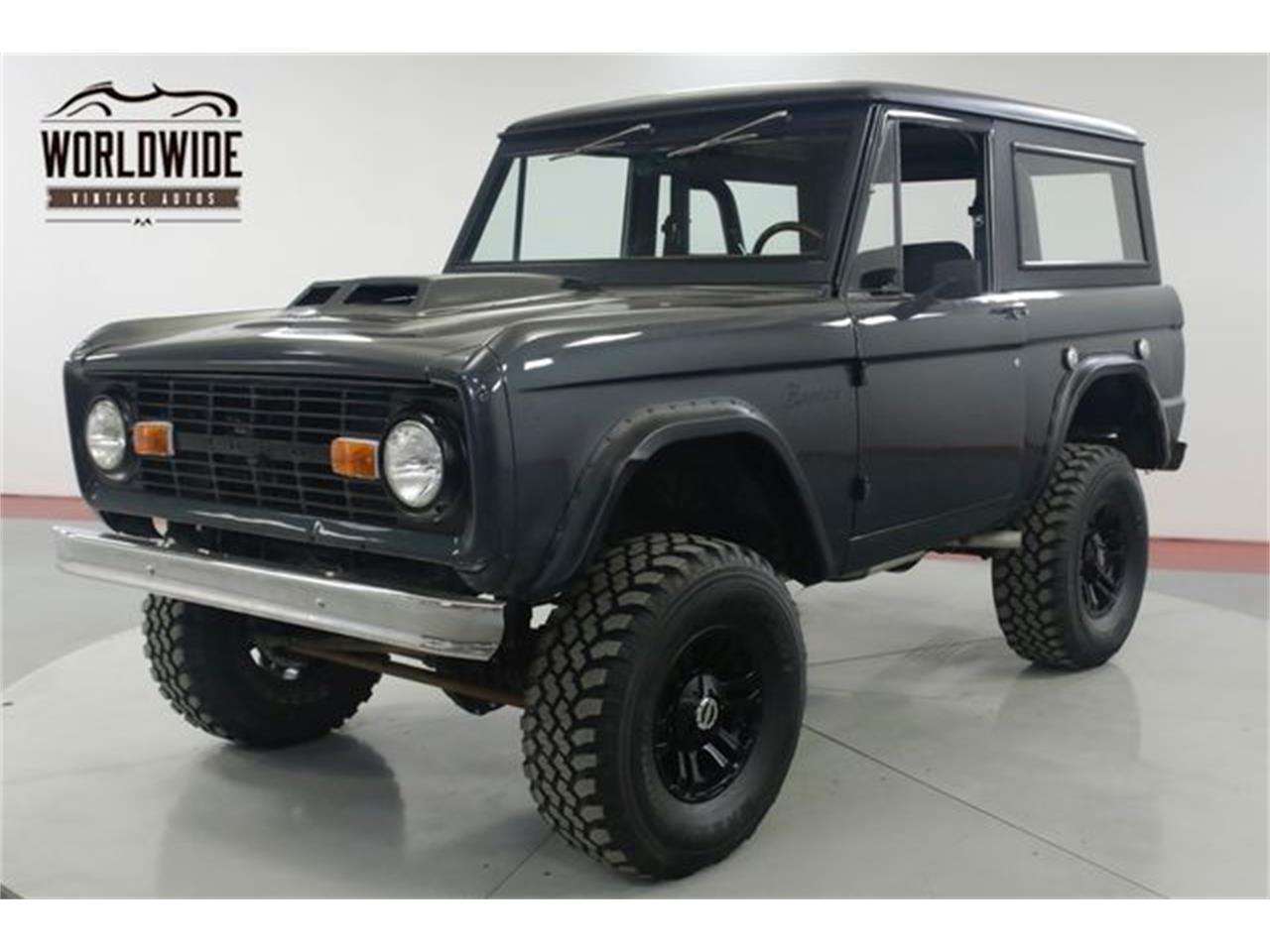 Large Picture of '69 Bronco - QQN4