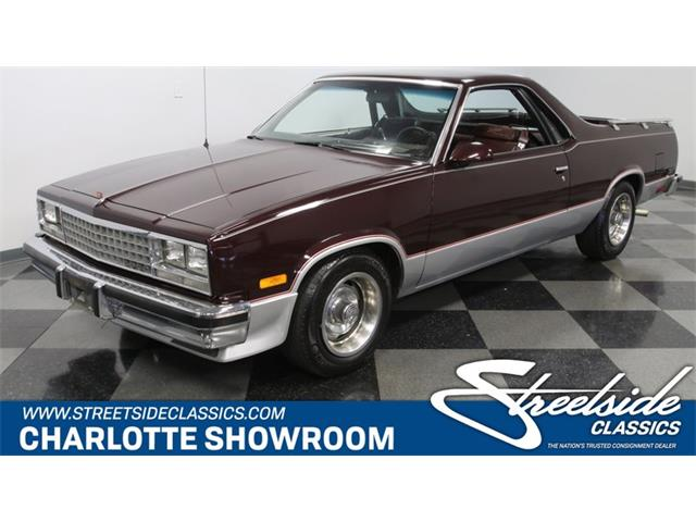 Picture of '86 Chevrolet El Camino - $21,995.00 Offered by  - QQN8