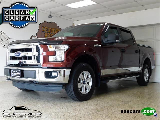 Picture of '15 F150 - QQND