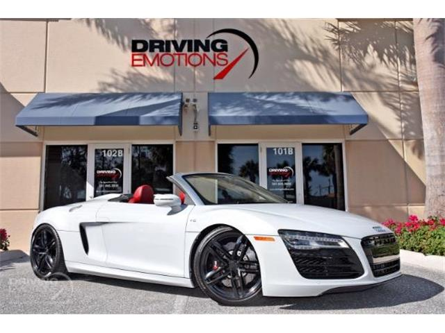 Picture of 2014 Audi R8 located in West Palm Beach Florida - $124,900.00 Offered by  - QQNZ