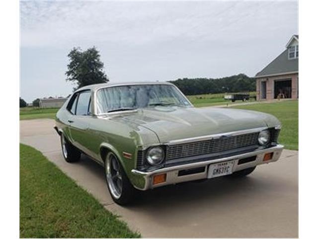 1972 Chevrolet Nova for Sale on ClassicCars com on ClassicCars com