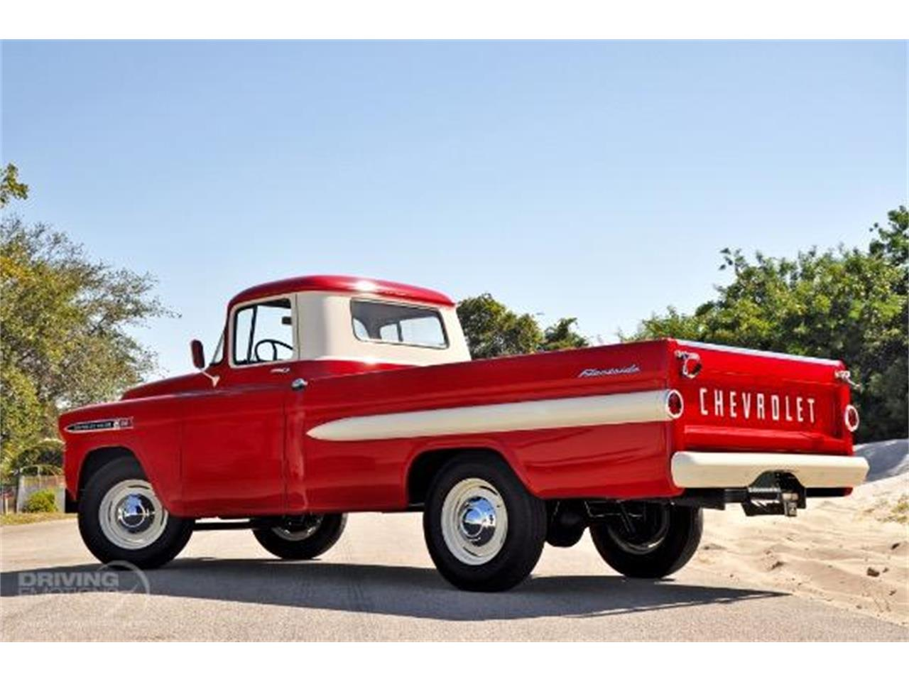 Large Picture of '59 Apache - QQO9