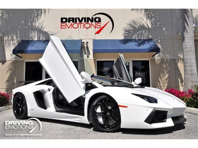 Picture of '12 Aventador - QQOE