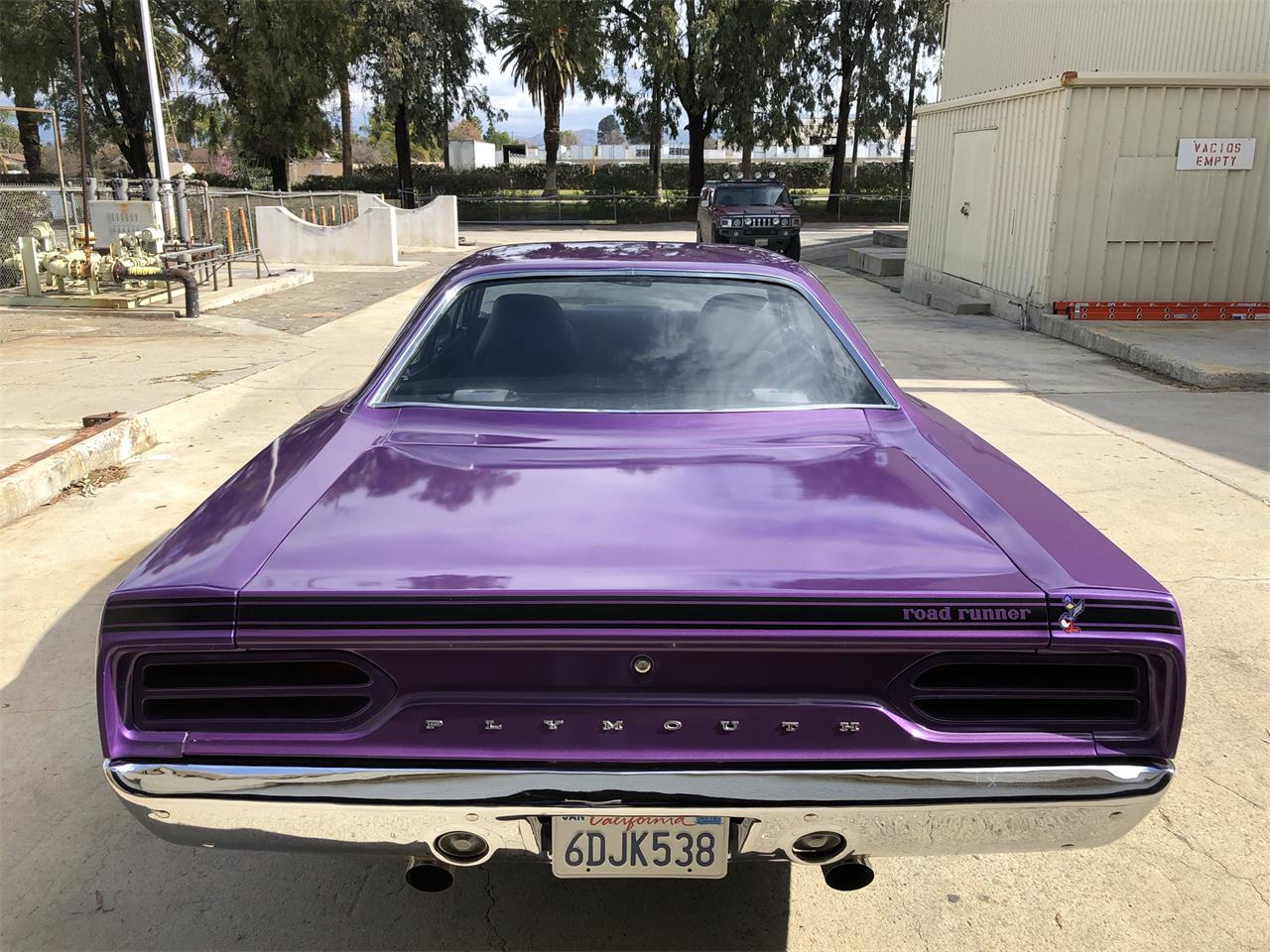 Large Picture of '70 Road Runner - QQOT