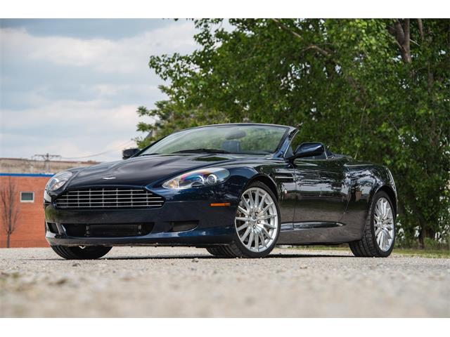 Picture of '07 DB9 - QQOZ