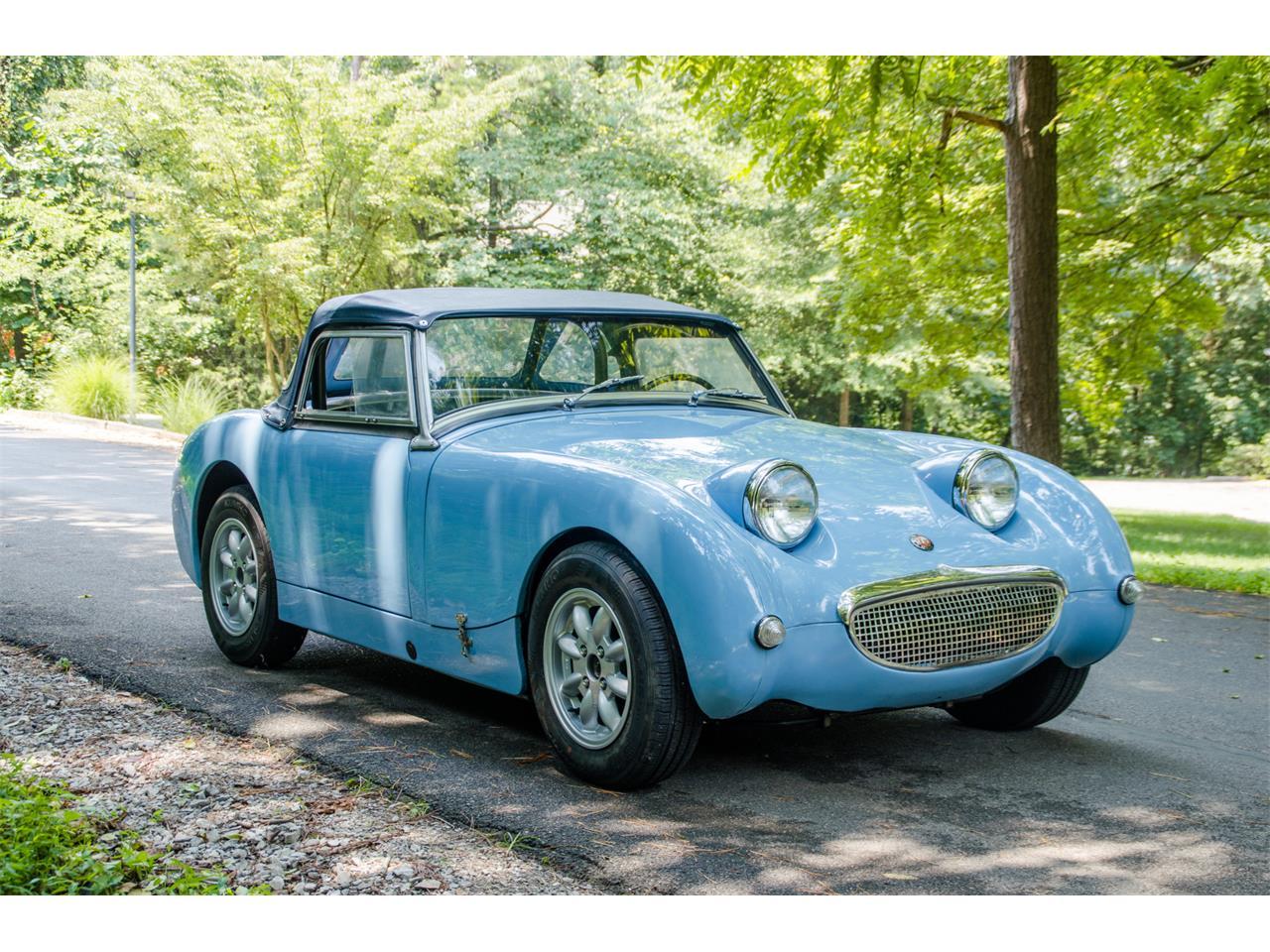 "1959 austin healey bugeye sprite for sale classiccars com simple house wiring diagram bob capo& 39;s 1959 bugeye sprite restoration"""