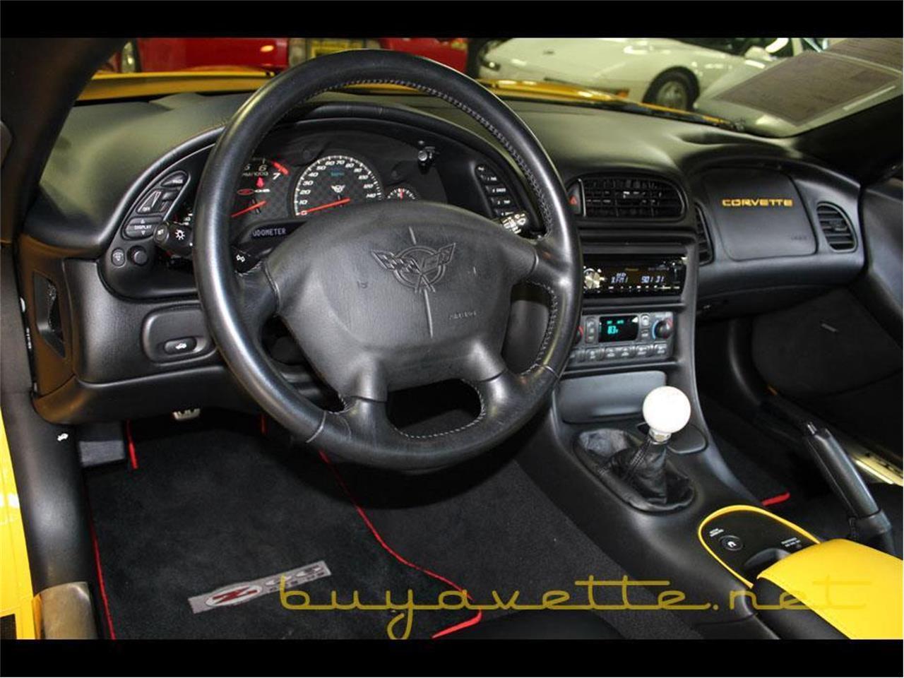 Large Picture of '02 Corvette - QQQF