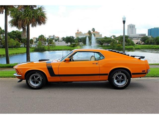 Picture of '70 Mustang - QQQM