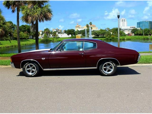 Picture of Classic '72 Chevelle located in Florida - $39,900.00 Offered by  - QQQP