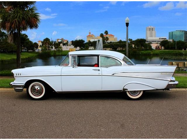 Picture of 1957 210 located in Clearwater Florida Offered by  - QQQQ