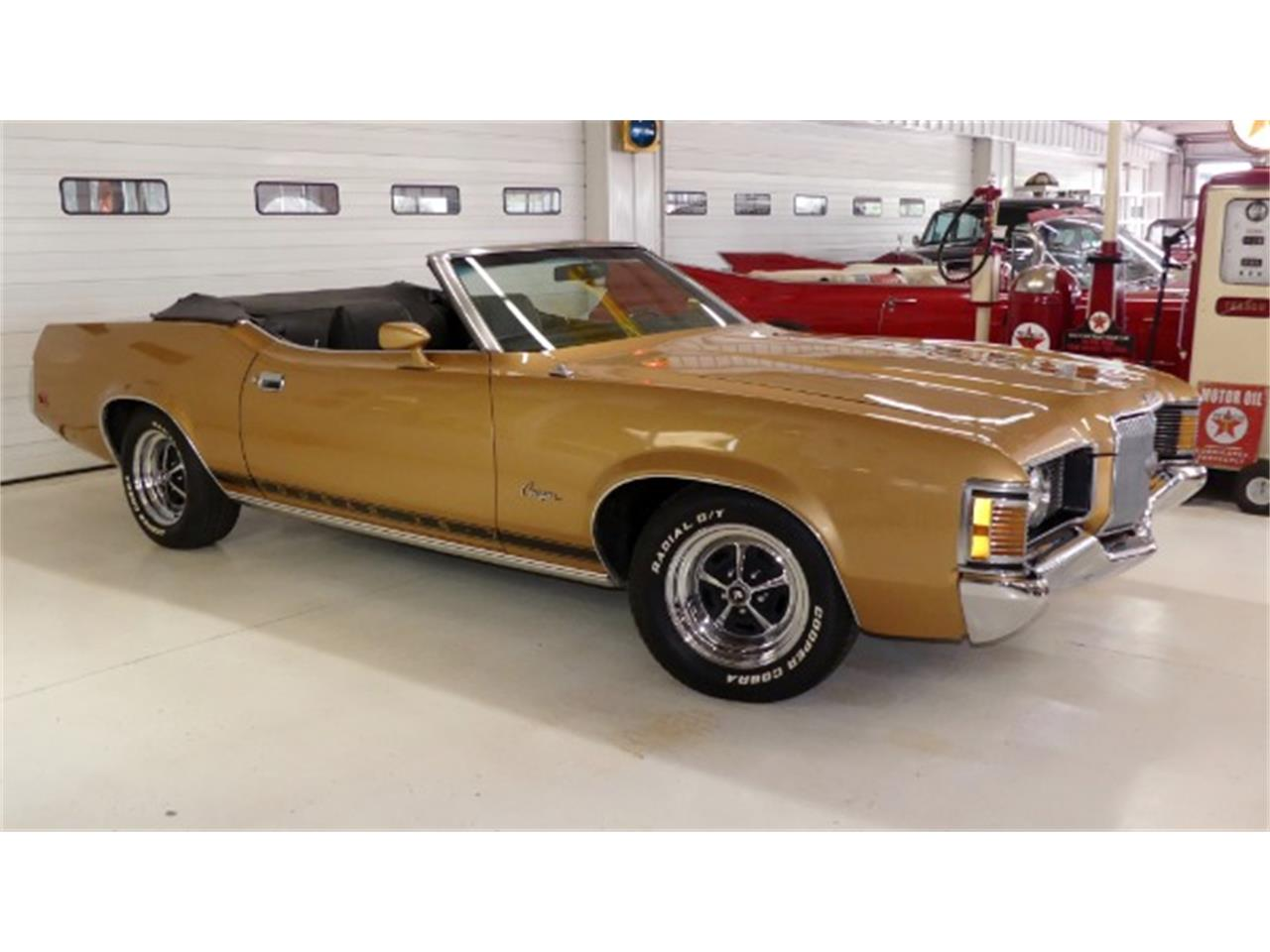 Large Picture of '72 Cougar - QQQY
