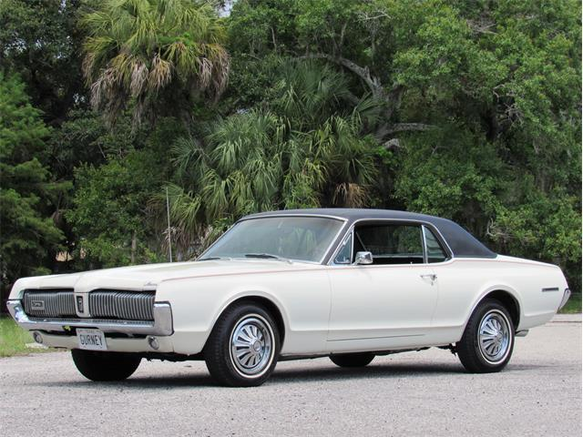 Picture of '67 Cougar located in Sarasota Florida - $19,900.00 Offered by  - QLDX