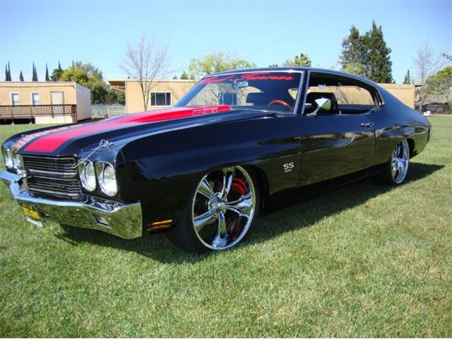 Picture of '70 Chevelle located in Cadillac Michigan - $69,995.00 - QQRF