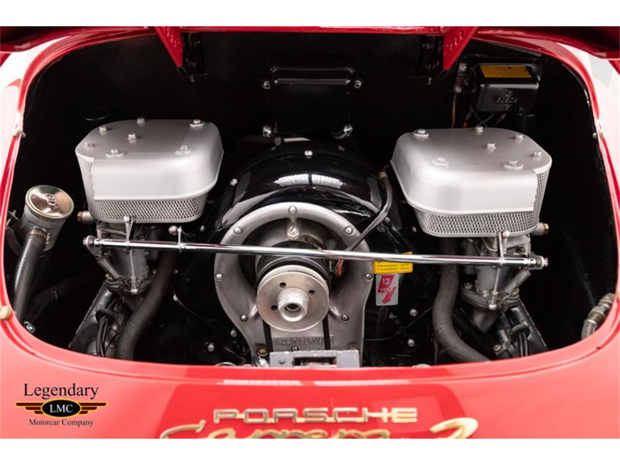 Large Picture of '62 Carrera - QQRM