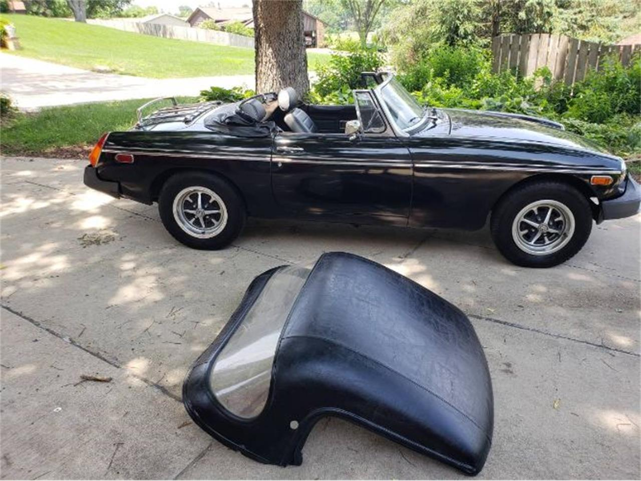 Large Picture of '78 MGB - QQRS