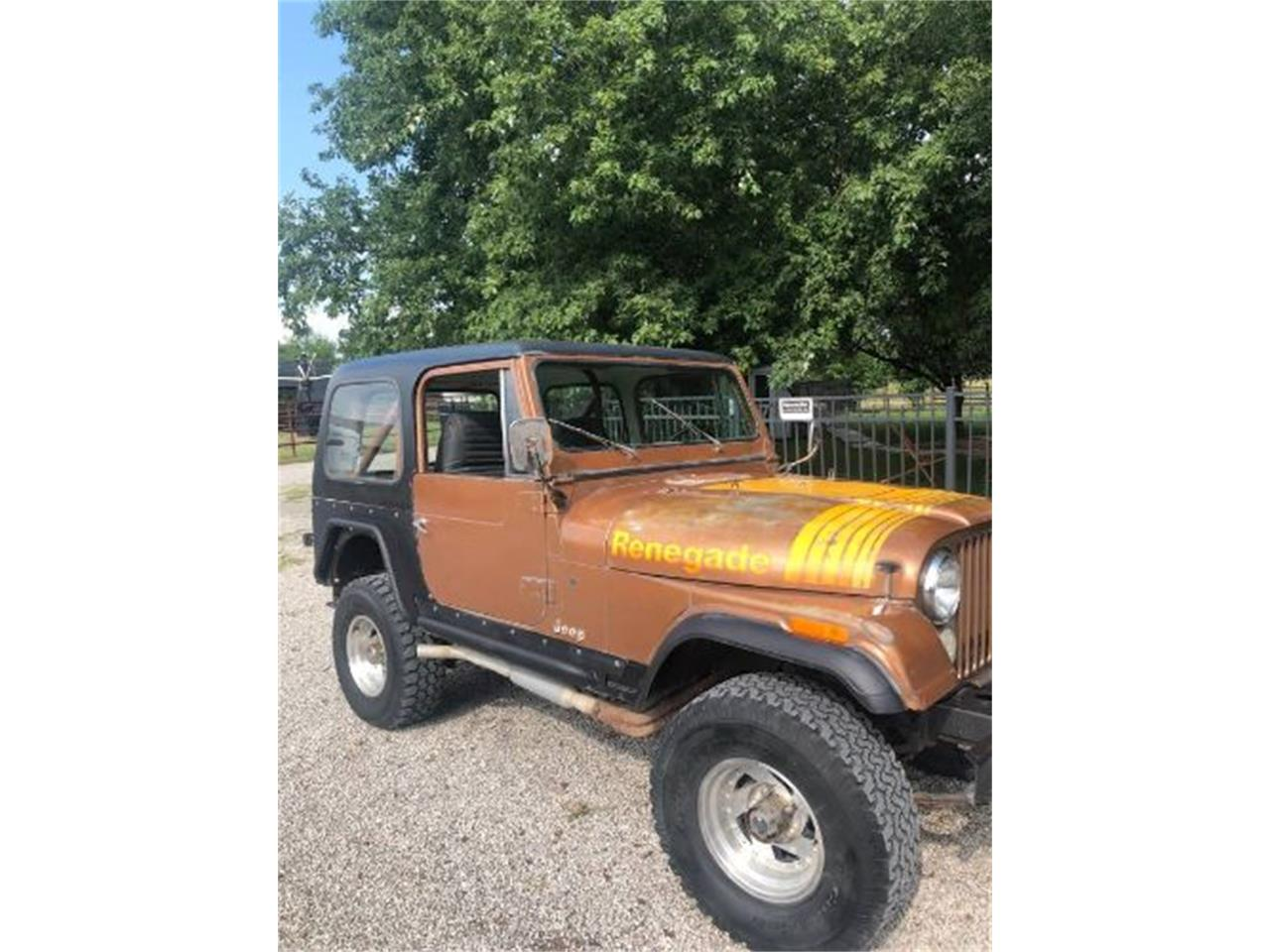 Large Picture of '79 CJ7 - QQS3