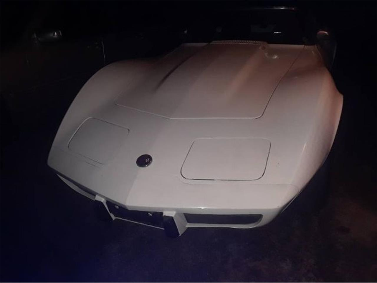 Large Picture of '75 Corvette - QQS6