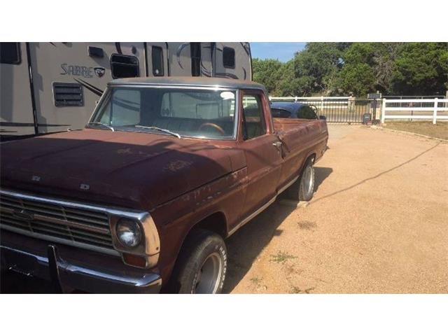 1969 Ford F100 for Sale on ClassicCars com on ClassicCars com