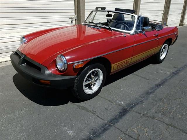 Picture of '77 MGB - QQSL