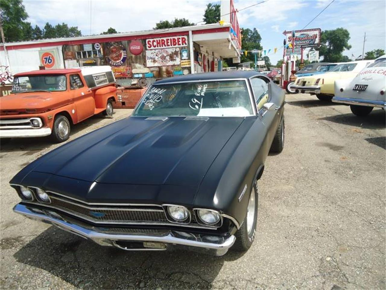 Large Picture of '69 Chevelle - QKUM