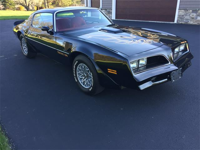 Picture of 1977 Pontiac Firebird Trans Am located in ROCHESTER New York - QLE7