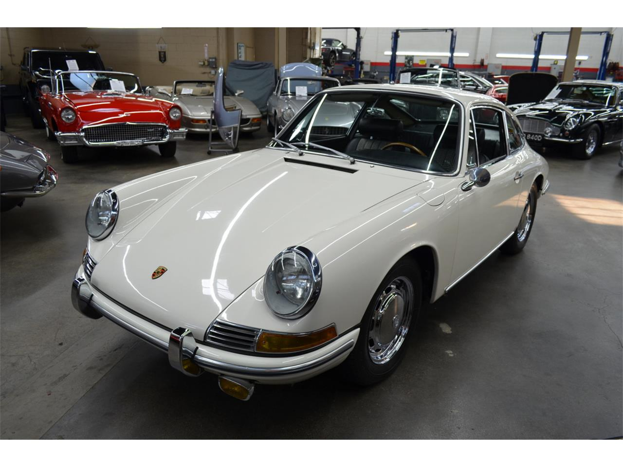 Large Picture of 1965 Porsche 911 located in Huntington Station New York Auction Vehicle Offered by Autosport Designs Inc - QQUH