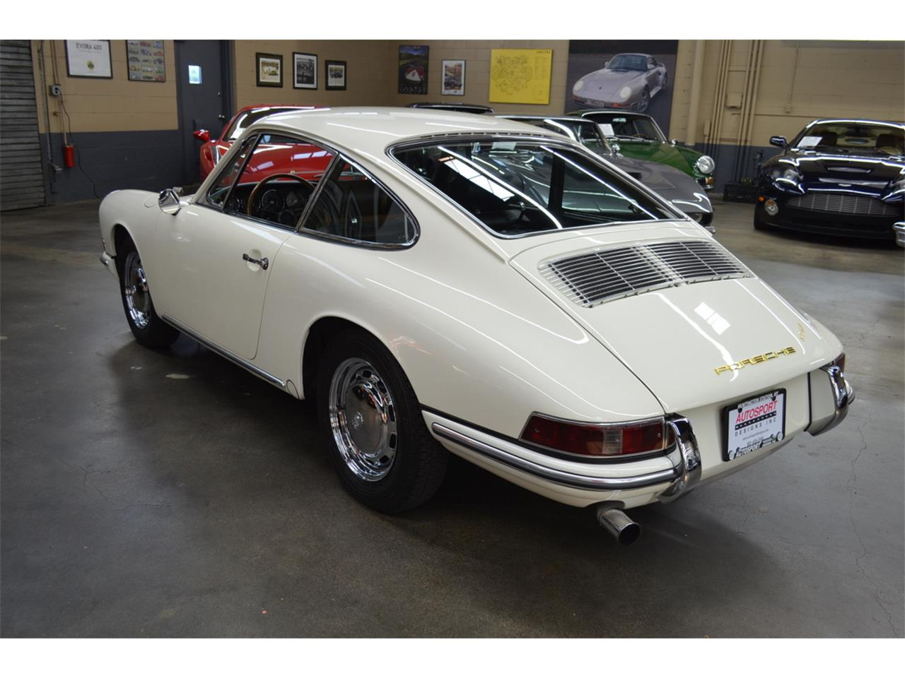 Large Picture of 1965 911 - QQUH