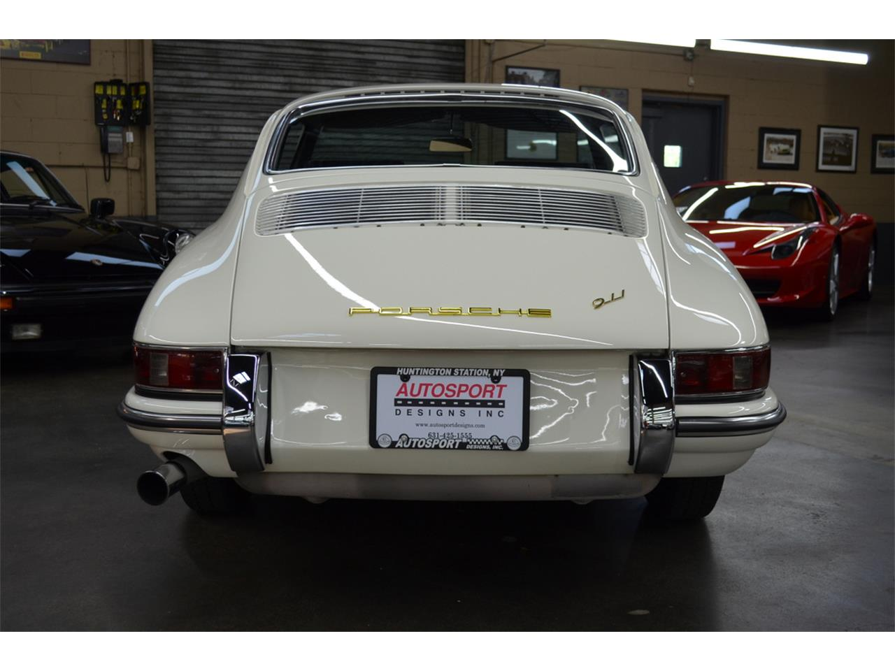 Large Picture of Classic '65 911 located in New York Offered by Autosport Designs Inc - QQUH