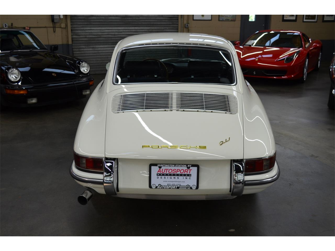Large Picture of Classic 1965 911 located in New York Auction Vehicle - QQUH