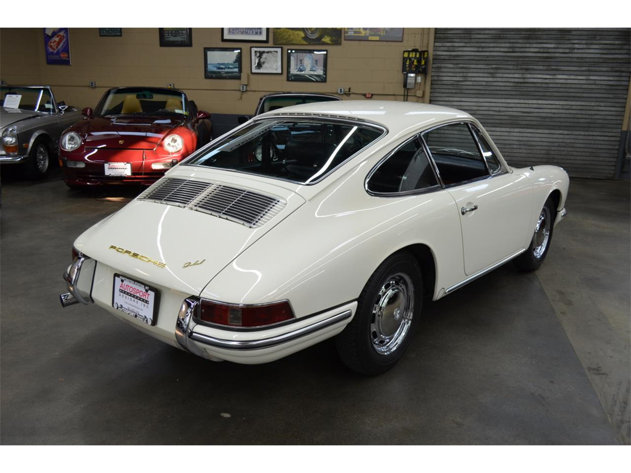 Large Picture of '65 911 Auction Vehicle - QQUH